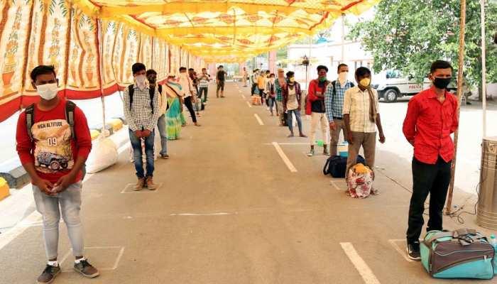 Rajasthan में Lockdown का असर, Corona के आंकड़ों में लगातार कमी