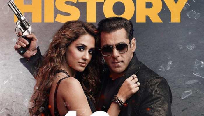 Salman Khan की फिल्म 'Radhe Your Most Wanted Bhai' ने रचा इतिहास, पहले दिन ही बनाया ये रिकॉर्ड