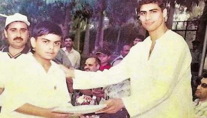 See Unseen pics of Team India Captain Virat Kohli from his school days shared by his Childhood Friend Shalaj Sondhi