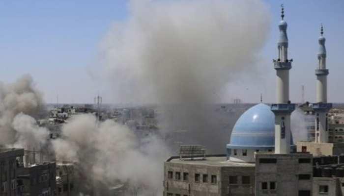 Israel ने Hamas के टॉप लीडर का घर उड़ाया, फिलिस्तीनी राष्ट्रपति Mahmoud Abbas ने भी चेताया