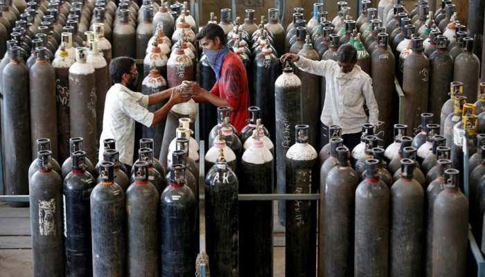 Noida में खत्म होगी Oxygen की किल्लत, इस तरह 2 घंटे में होगी होम डिलीवरी