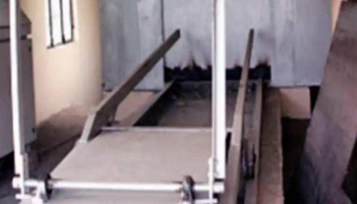 Munger: विद्युत शवदाह गृह की मशीन खराब, कोविड के कारण क्षमता से अधिक जलाया जाता था शव