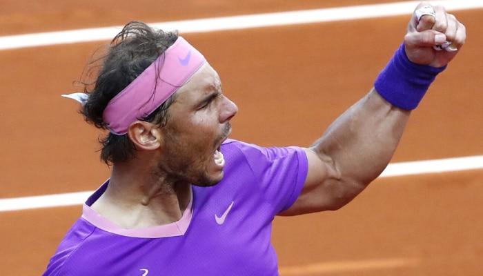 Italian Open: Rafael Nadal ने वर्ल्ड नंबर-1 Novak Djokovic को हराया, 10वीं बार खिताब पर जमाया कब्जा