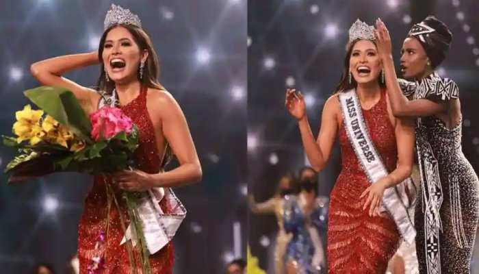 Mexico की Andrea Meza को Miss Universe का खिताब, India की Adeline Castelino को Top-5 में मिली जगह