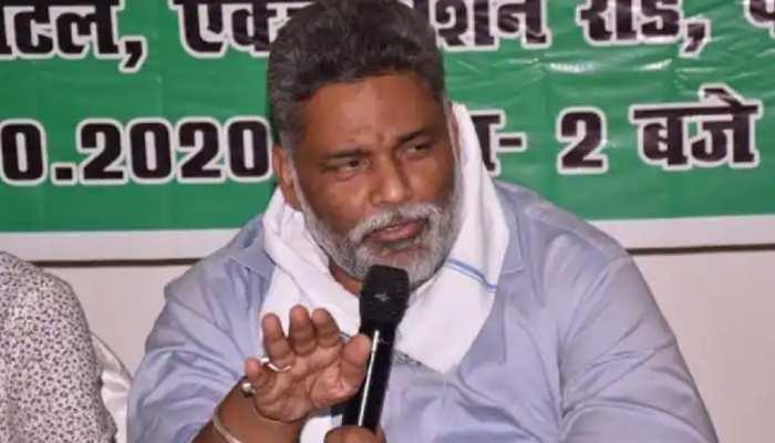 Darbhanga: JAP नेताओं ने सिर मुंडवाकर किया प्रदर्शन, पप्पू की रिहाई की मांग की