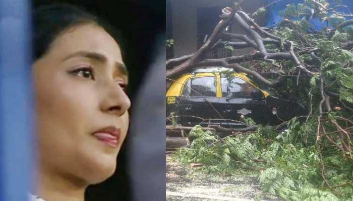 Cyclone Tauktae को लेकर छलका Dhanashree Verma का दर्द, Instagram पर लिखा Emotional Message