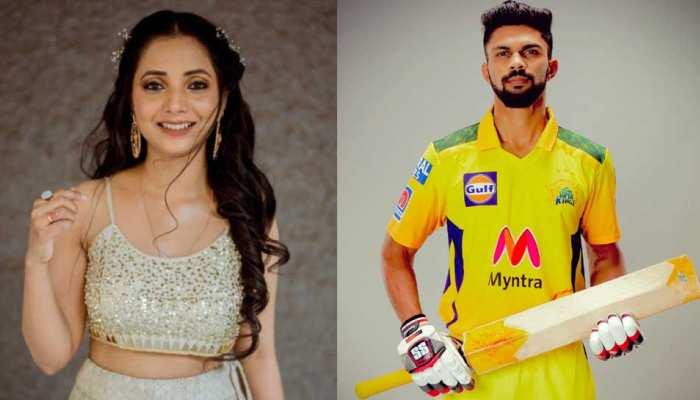 Who is CSK Batsman Ruturaj Gaikwad Rumored Girlfriend Marathi Actress Sayali Sanjeev, See Photos
