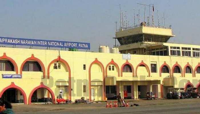 बिहार में Cyclone Tauktae का दिखा असर, पटना एयरपोर्ट पर कई फ्लाइट हुई रद्द