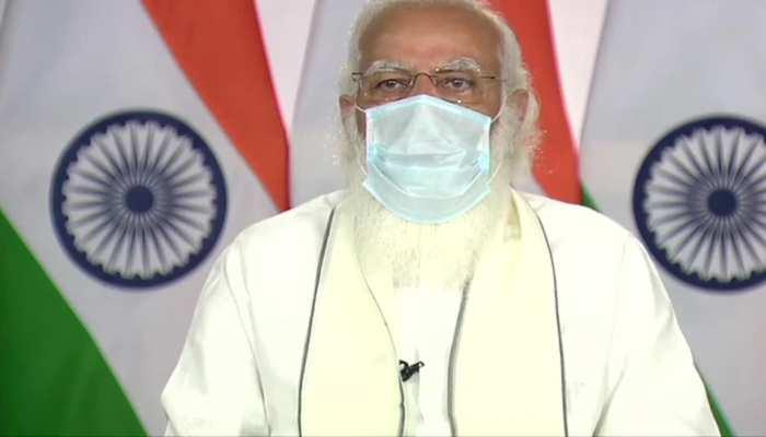 PM Modi करेंगे कोरोना प्रभावित राज्यों के DM से सीधी बात, Covid-19 की स्थिति पर करेंगे चर्चा