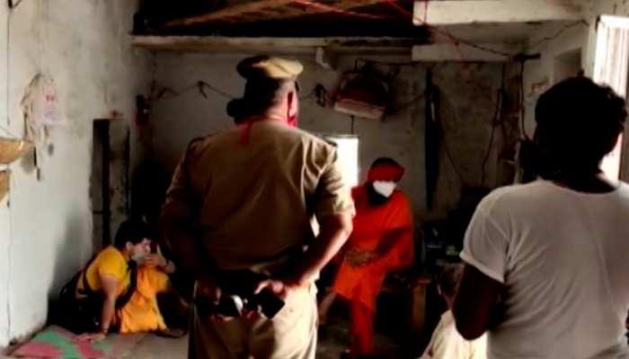 चित्रकूट: आश्रम में फायरिंग कर भागे बदमाश, संतों ने की स्थाई पुलिस चौकी की मांग, जांच में जुटी पुलिस