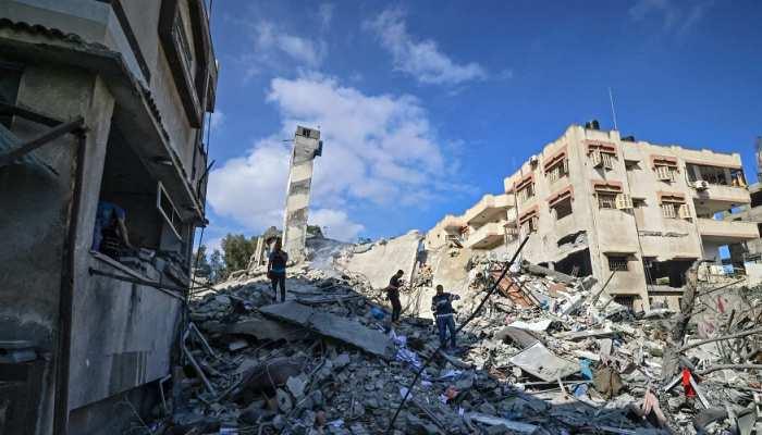 इजराइल की सुरक्षा कैबिनेट ने दी गाजा में युद्धविराम को मंजूरी, 11 दिन बाद थमा खूनी संघर्ष