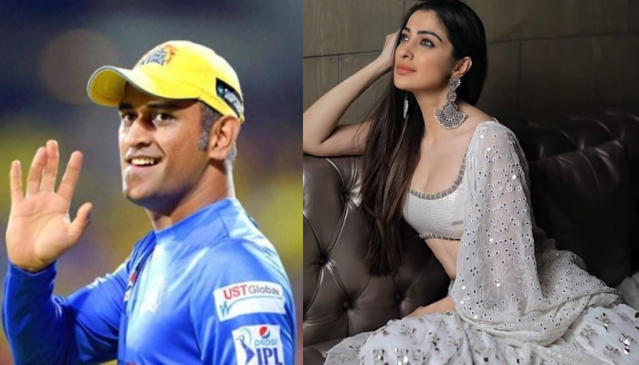 MS Dhoni Ex-Girlfriend Raai Laxmi Beautiful pictures breaking the internet see photos
