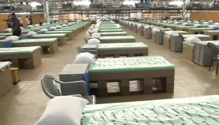 कोरोना महामारी के बीच सेना ने श्रीगंगानगर में शुरू किया 50 बेड का कोविड उपचार केंद्र