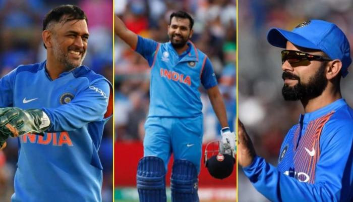 Suryakumar Yadav ने Dhoni, Virat Kohli और Rohit Sharma के बारे में किया बड़ा खुलासा