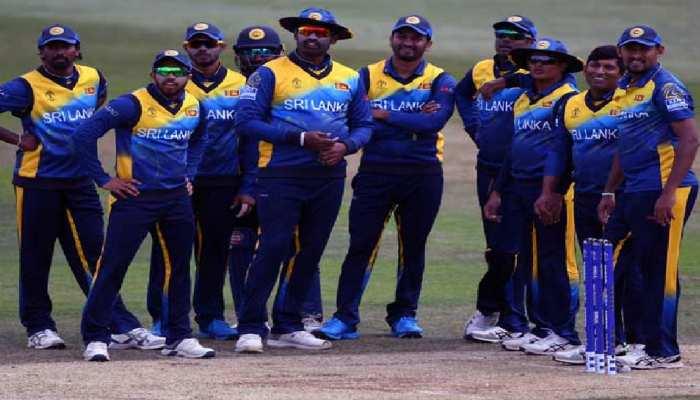 बांग्लादेश सीरीज से पहले श्रीलंकाई टीम पर कोरोना अटैक, कई खिलाड़ी संक्रमित