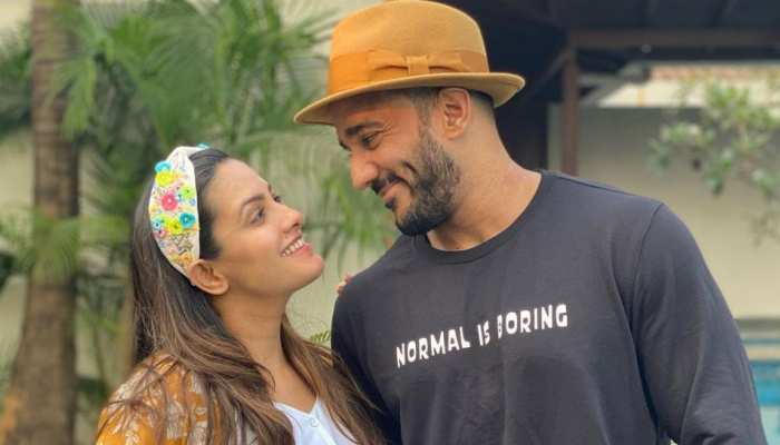 Anita Hassanandani ने पति Rohit Reddy को जड़ दिया चांटा, VIDEO हो रहा VIRAL