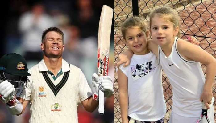 Cricket नहीं, इस खेल में करियर बनाने की तैयारी में हैं David Warner की नन्ही बेटियां