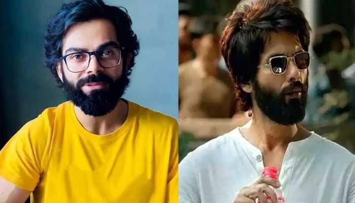 Virat Kohli का 'Viral Look' दिला रहा है Kabir Singh मूवी के Shahid Kapoor की याद