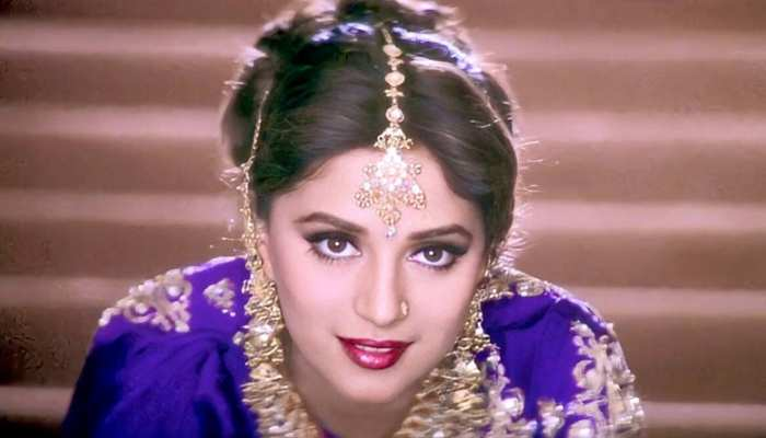 after had affair with sanjay dutt and cricket ajay jadeja madhuri dixit sudden got married to doctor nene
