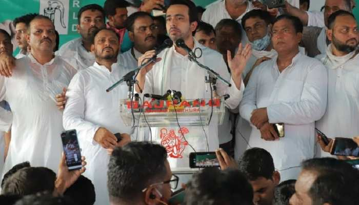 अजित सिंह के उत्तराधिकारी चुने गए जयंत चौधरी, राष्ट्रीय लोकदल की बैठक में चुने गए अध्यक्ष
