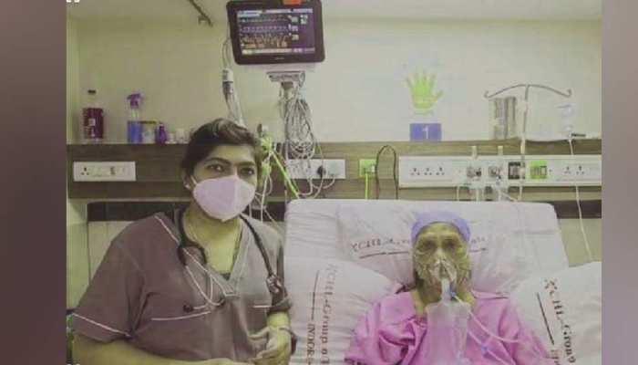 DRDO की दवा से कोरोना मरीज को मिला घंटेभर में आराम, बुजुर्ग महिला ने कहा- Thank You पीएम मोदी