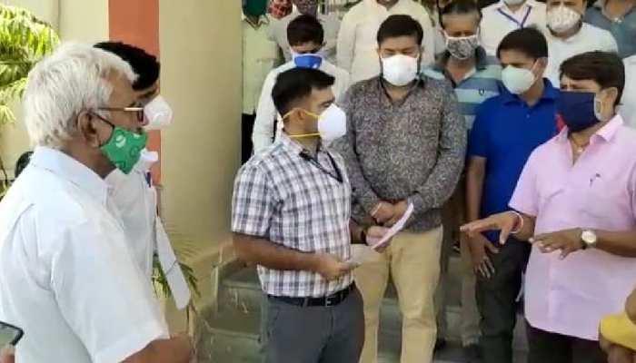 Jaipur : पानी को लेकर मचा हाहाकार, MLA Ramlal Sharma ने SDM को दिया ज्ञापन