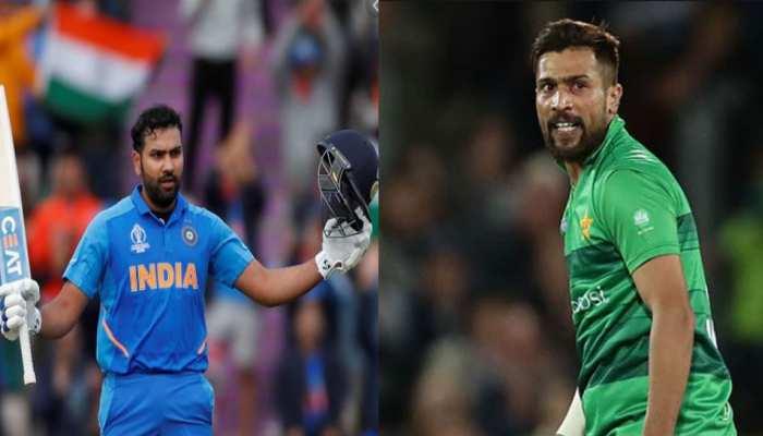 Rohit Sharma पर विवादित बयान देकर बुरी तरह फंसे Mohammad Amir, अब Danish Kaneria ने लगाई फटकार