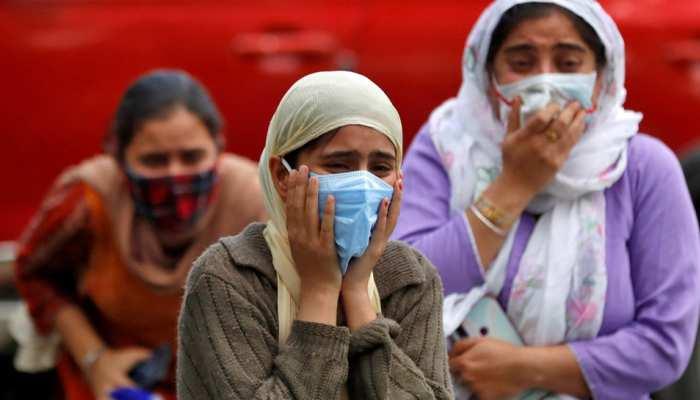 Covid-19 Updates: भारत में नहीं थम रहा कोरोना का कहर, 24 घंटे में 3800 से ज्यादा मरीजों की मौत, 2.11 लाख नए केस दर्ज