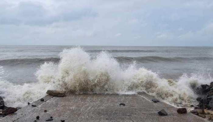 झारखंड पहुंचा Cyclone 'Yaas', राज्य में तूफानी हवाओं के साथ तेज बारिश