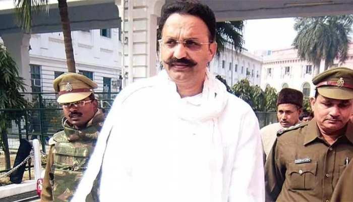 एम्बुलेंस केस में बसपा के बाहुबली विधायक मुख्तार अंसारी से बांदा जेल में एसआईटी ने की पूछताछ