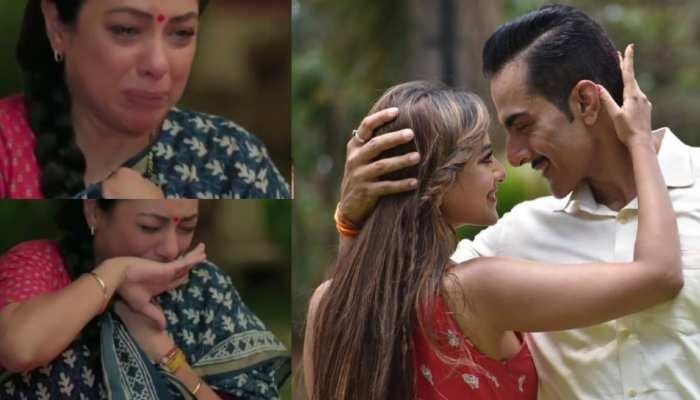 Anupamaa Spoiler Alert kavya and vanraj love photos viral anupamaa crying