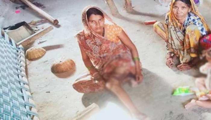 दबंगों का आतंक: पति मजदूरी नहीं करने गया तो दबंगों ने गर्भवती पत्नी को पीटा, डर से परिवार ने छोड़ा गांव
