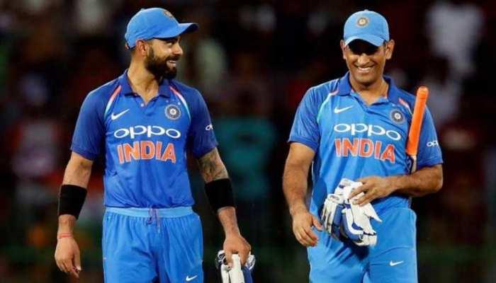 MS Dhoni और Virat Kohli में कौन है बेहतर कप्तान? सुनिए Michael Vaughan का जवाब