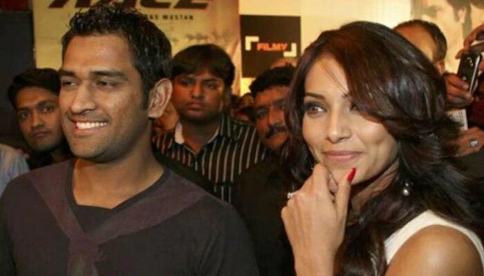 Sakshi ने शेयर किया MS Dhoni का Video, Bipasha Basu ने कर दिया ये मजेदार कमेंट