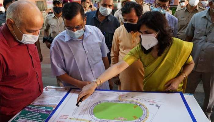 दिल्ली में कोरोना के नए मामलों में भारी गिरावट, 24 घंटों में आए सिर्फ 900 मरीज