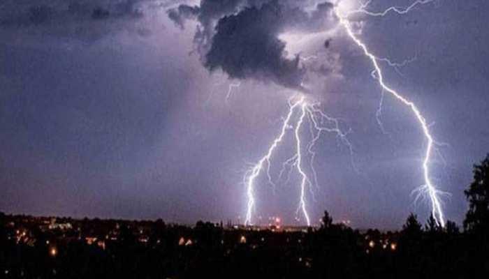 मध्य प्रदेश के इन जिलों में येलो अलर्ट जारी, बारिश के साथ गिर सकती है बिजली