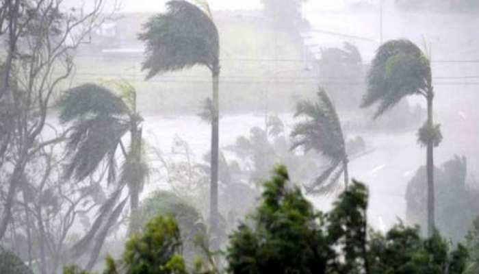 Bettiah: 'यास' तूफान का तांडव, तेज आंधी व बारिश ने गिराया घर, जनजीवन हुआ प्रभावित