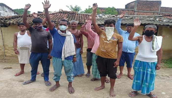 नेपाली सशस्त्र प्रहरी और भारतीय ग्रामीणों के बीच भड़का आक्रोश, जमकर चला विरोध प्रदर्शन, जानिए क्या है पूरा मामला