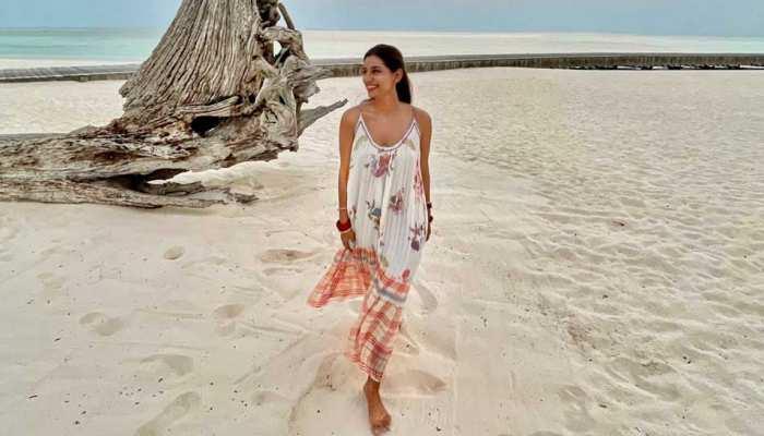 Sanjana Ganesan की Throwback Photo ने Fans को बनाया दीवाना, Jasprit Bumrah ने दिया ऐसा रिएक्शन