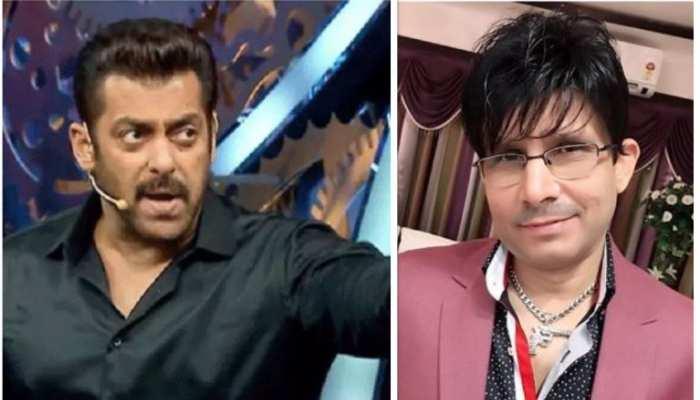 KRK called salman khan gunda and gave him an open challenge   सलमान खान को  KRK ने बताया गुंडा, सोशल मीडिया पर दे डाली चुनौती   Hindi News, Zee  Hindustan Entertainment
