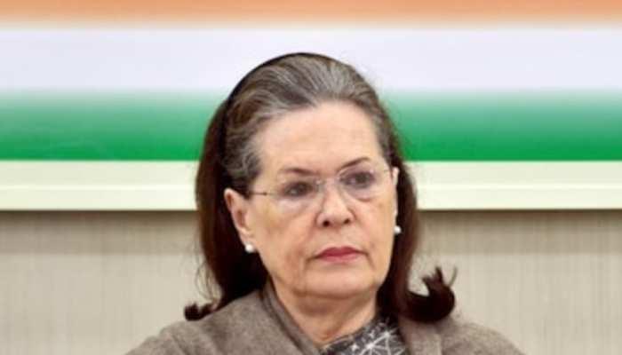 सोनिया गांधी के सांसद निधि से स्वास्थ्य विभाग को मिले थे 1.97 करोड़ रुपये, खर्च नहीं होने पर 97 लाख वापस