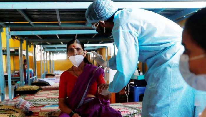 Covid-19 Updates: देश में 24 घंटे में सामने आए 1.33 लाख नए केस, फिर 3200 से ज्यादा मरीजों की मौत