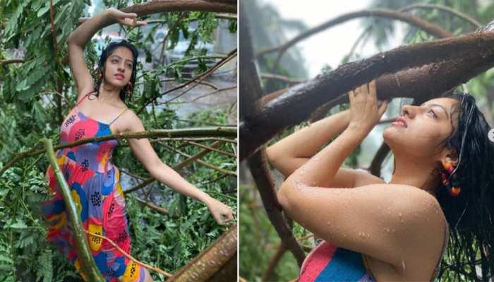 diya aur baati hum actress deepika singh hot photos