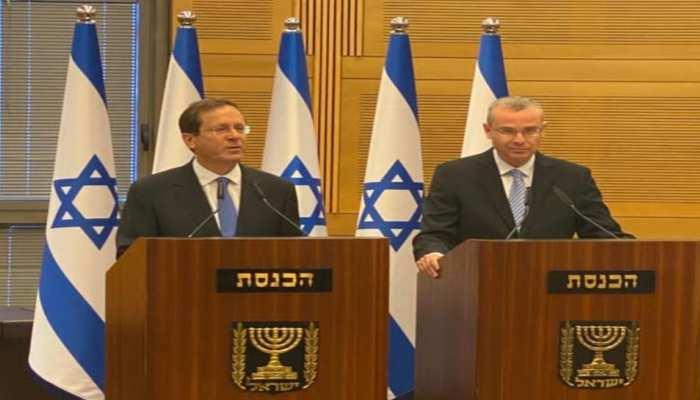 यहूदी एजेंसी के पूर्व अध्यक्ष और अनुभवी नेता हर्जोग बने इजराइल के राष्ट्रपति