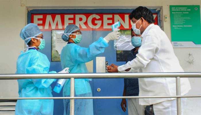 Covid-19 Updates: कोरोना के एक्टिव केस में आई बड़ी गिरावट, 24 घंटे में सामने आए 1.34 लाख नए केस; 2899 मरीजों की मौत
