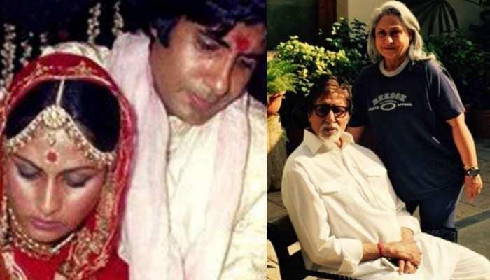 Amitabh Bachchan-Jaya Bachchan wedding anniversary: Love story of the Pawar couple with a unknow twist