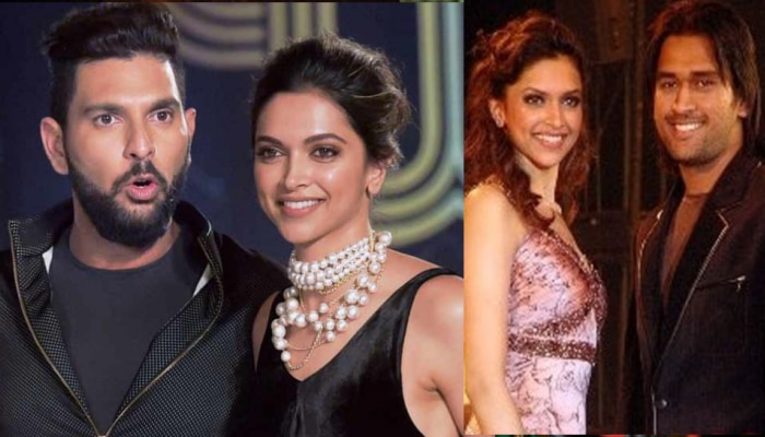 After dating MS Dhoni, Deepika Padukone had an affair with Yuvraj Singh see pictures
