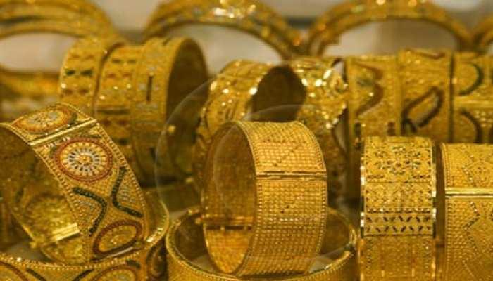 Gold Price Today, 04 June 2021: चांदी दो दिनों में 2000 रुपये टूटी, सोना भी 1000 रुपये हुआ सस्ता, देखिए ताजा रेट