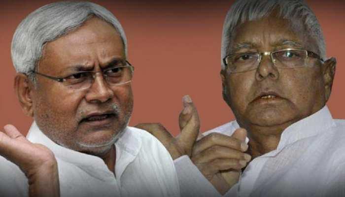 लालू-तेजस्वी का CM पर तंज, कहा-16 वर्षों में नीतीश ने बिहार को नीचे से टॉप करा ही दिया