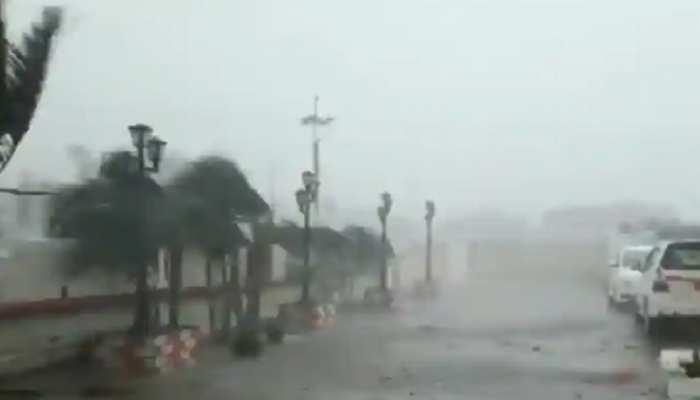 Yaas तूफान ने किसानों पर बरपाया कहर, सैकड़ों एकड़ में लगी फसल पानी में बह गई